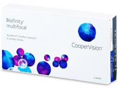 Biofinity Multifocal (3leče)