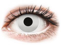 ColourVUE Crazy Lens - Mirror - brez dioptrije (2 leči)