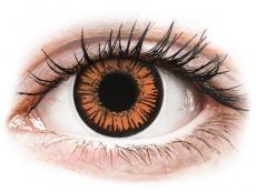 ColourVUE Crazy Lens - Twilight - z dioptrijo (2 leči)