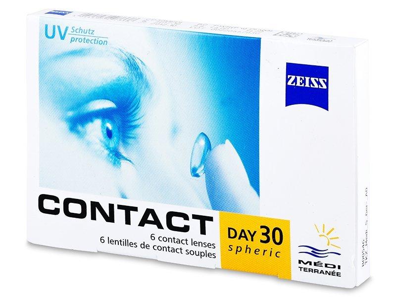 Contact Day 30 Spheric (6 leč)