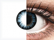 ColourVUE BigEyes Cool Blue - brez dioptrije (2 leči)