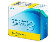 PureVision 2 for Presbyopia (6leč)