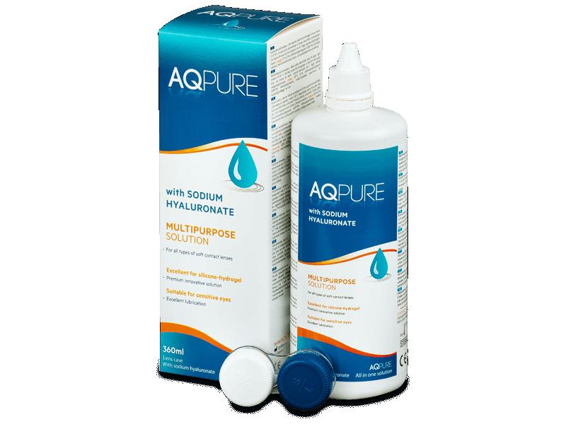 Tekočina AQ Pure 360ml