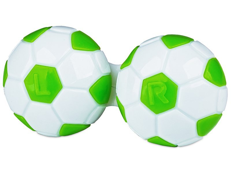 Škatlica Football - green