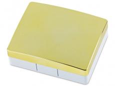 Škatlica z ogledalom Elegant  - gold