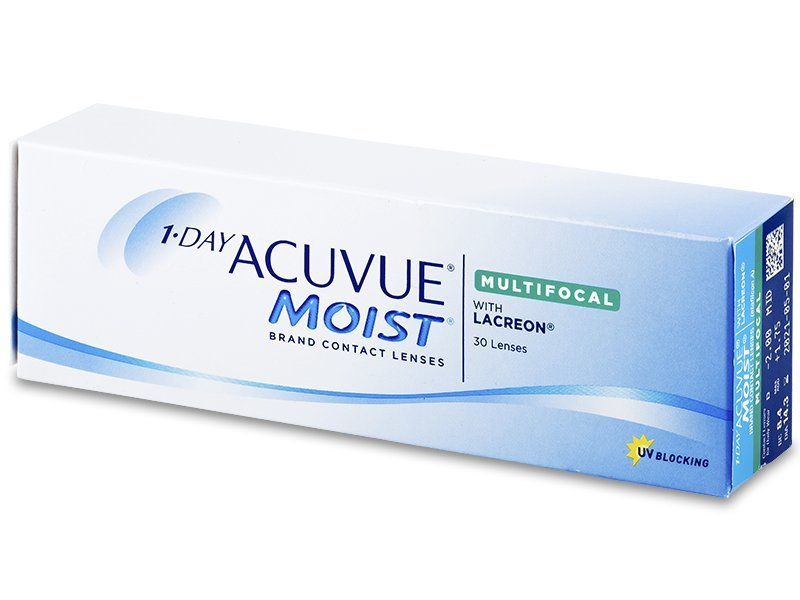 1 Day Acuvue Moist Multifocal (30 leč)