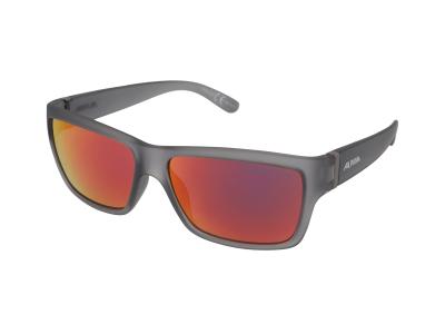 Alpina Kacey Cool Grey Matt/Red Mirror
