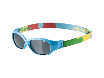 Alpina Sports Flexxy Kids Cyan Puzzle