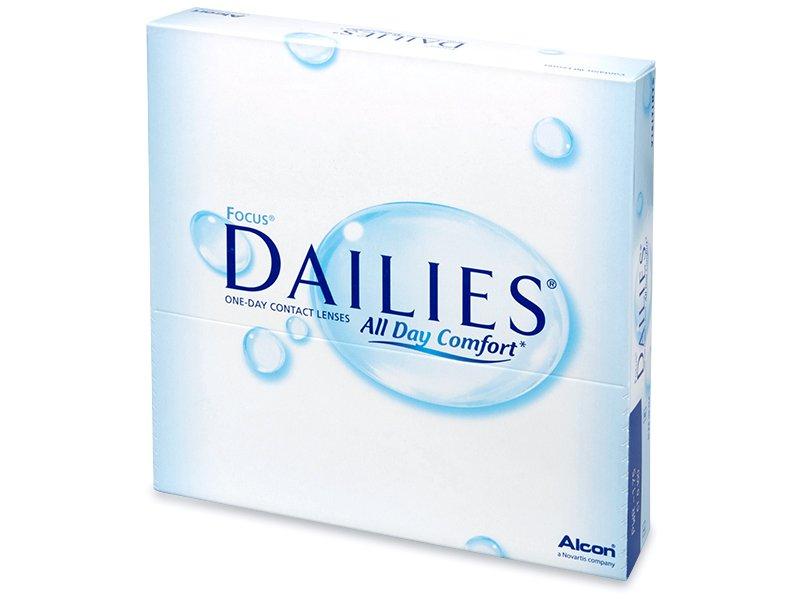 Focus Dailies All Day Comfort (90leč)
