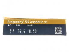 Frequency 55 Aspheric (6leč)