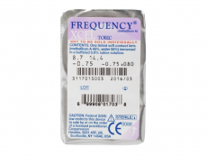FREQUENCY XCEL TORIC (3leče)