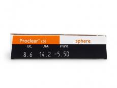 Proclear Compatibles Sphere (6leč)