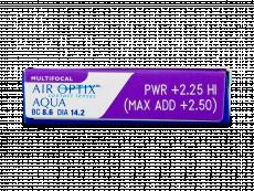 Air Optix Aqua Multifocal (6leč)