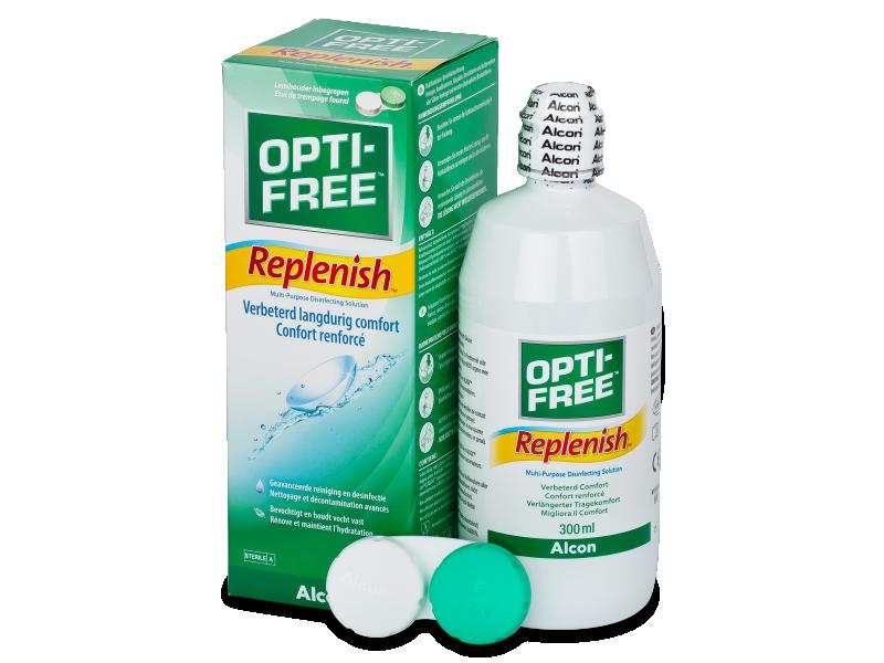 Tekočina OPTI-FREE RepleniSH 300 ml